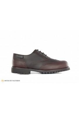Zapatos de caza pala calada
