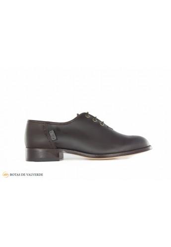 Zapato de cordones