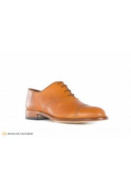 Zapato campero blucher con cordón